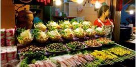 Hình của Tour ẩm thực và mua sắm chợ đêm Chiang Rai