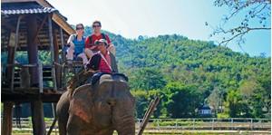 Hình của Tour du ngoạn sông, công viên hoang dã và làng dân tộc Chiang Rai