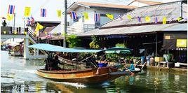 Hình của Tour du ngoạn bằng thuyền tại kênh đào Khao Daeng Hua Hin (nửa ngày)