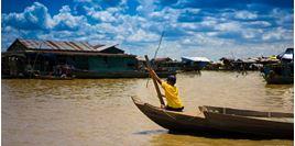 Hình của Tour tham quan khám phá biển hồ Tonle Sap và làng nổi Kampong Phluk