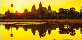 Hình của Tour ngắm mặt trời mọc tại Angkor Wat