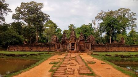 Hình đại điện của danh mục Prasat Banteay Srei - Đền Banteay Srei