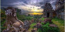 Hình của Tour tham quan Angkor Wat, Angkor Thom, Ta Prohm và Phnom Bakheng