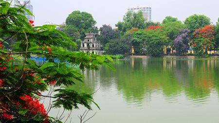 Hình đại điện của danh mục Hồ Gươm (Hồ Hoàn Kiếm)