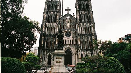 Hình đại điện của danh mục Nhà thờ lớn Hà Nội