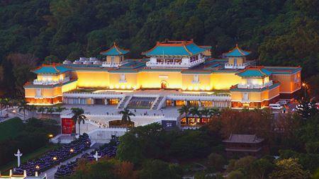 Hình đại điện của danh mục Taipei's National Palace Museum - Bảo tàng cung điện quốc gia Đài Loan