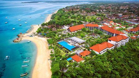Hình đại điện của danh mục Sanur beach - bãi biển Sanur