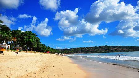 Hình đại điện của danh mục Jimbaran beach - bãi biển Jimbaran