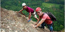 Hình của Chinh phục đỉnh cao và leo vách đá Via Ferrata Jakarta