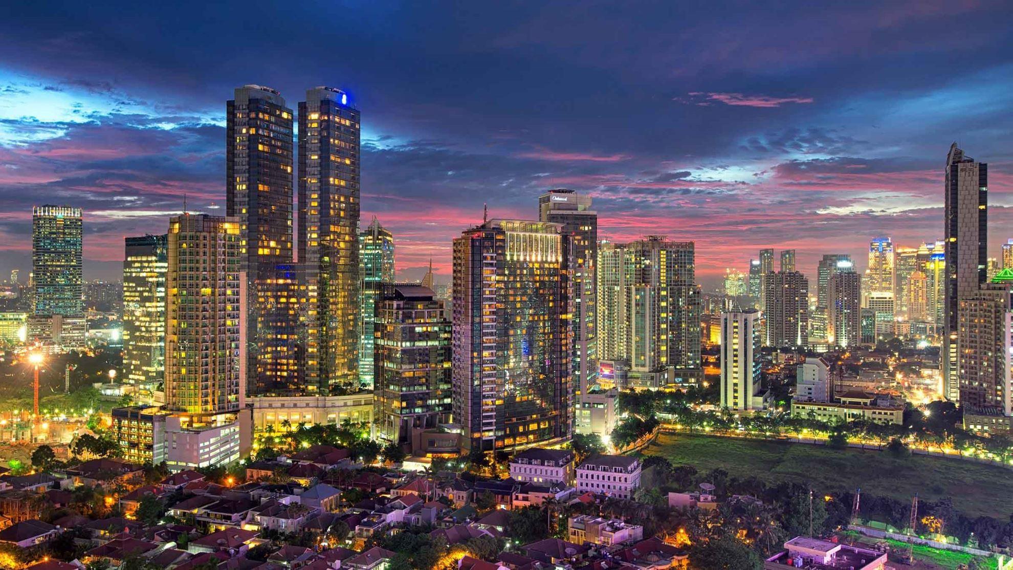Hình đại điện của danh mục Jakarta