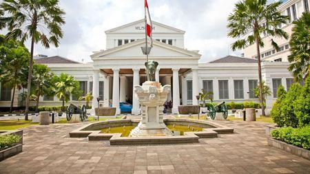 Hình đại điện của danh mục Indonesia National Museum - Bảo tàng quốc gia Indonesia