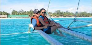 Hình của Tour chinh phục biển khơi Boracay trên thuyền buồm