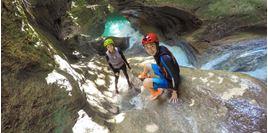 Hình của Tour trượt thác mạo hiểm kiểu canyon tại Badian Cebu