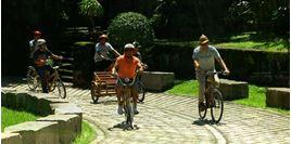 Hình của Trải nghiệm đi xe đạp tre khám phá thành phố Manila