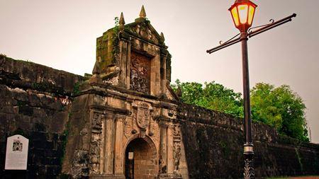 Hình đại điện của danh mục Fort Santiago - pháo đài Santiago