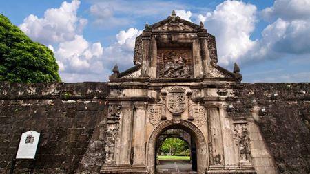 Hình đại điện của danh mục Intramuros - Thành cổ Intramuros