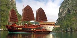 Hình của Tour Hà Nội - Hạ Long 2 ngày 1 đêm (ngủ tàu Dragon)
