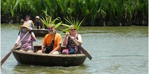 Hình của Tour rừng dừa 7 mẫu Hội An 1 ngày