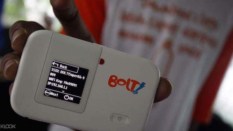 cục phát Wifi 4G Bali giá rẻ