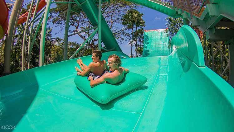 Vé Waterbom Bali giá rẻ