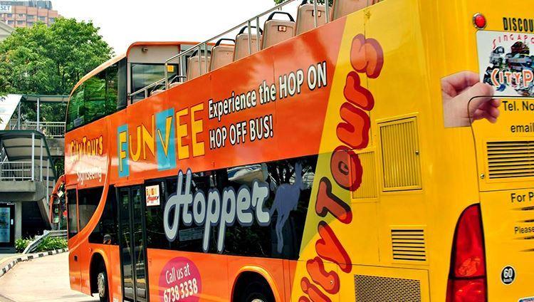 Vé FunVee Hopper Pass 1 Ngày giá rẻ