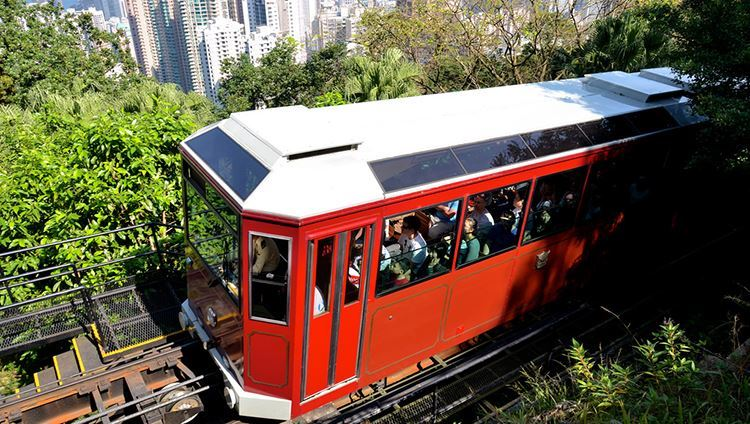 Combo Peak Tram - Sky Terrace 428 - Madame Tussauds - Trick Eye Museum giá rẻ
