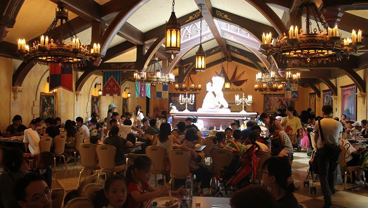 Disney land meal coupon giá rẻ