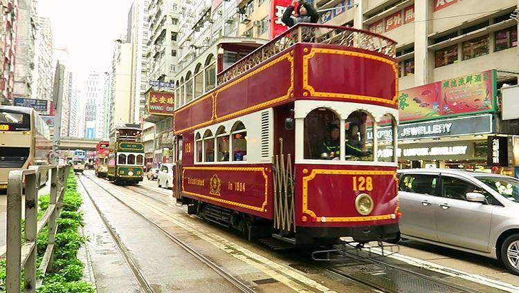 Hong Kong TramOramic Tour giá rẻ