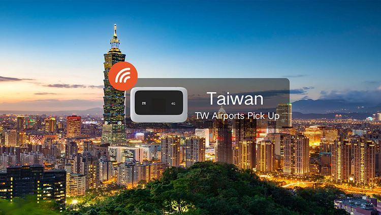 Bộ Phát Wifi 4G Đài Bắc giá rẻ