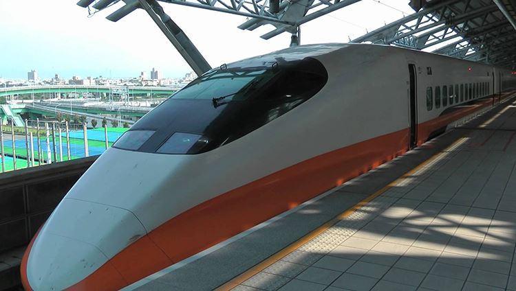 Vé THSR từ ga trung tâm taipei giá rẻ