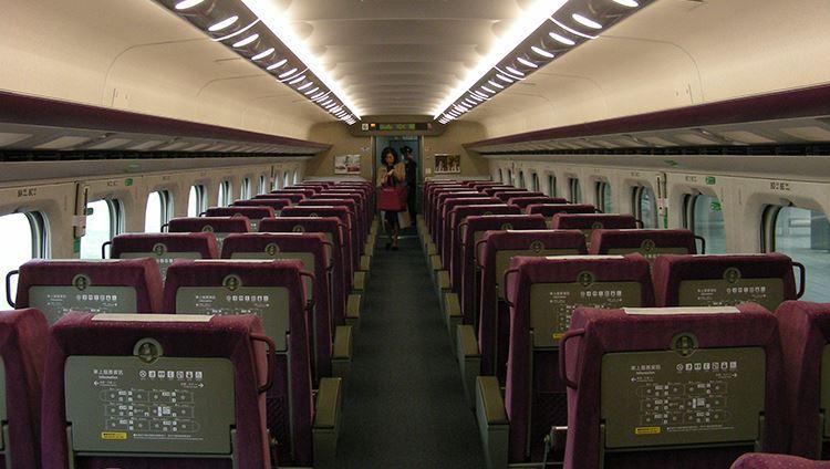 Vé THSR - Tàu Lửa Siêu Tốc giá rẻ