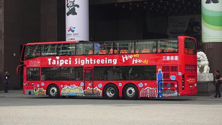 Vé Hop On Hop Off Đài Bắc giá rẻ