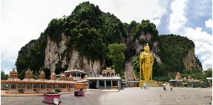 Hình của Tour ngoại ô Kuala Lumpur và động Batu
