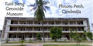 """Hình của Tour Tuol Sleng - """"cánh đồng chết"""" Choeung Ek Phnom Penh nửa ngày"""