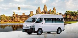 Hình của  Xe đưa đón 1 chiều Phnom Penh - Siam Reap (xe riêng)