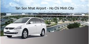 Hình của Xe đón tiễn sân bay Tân Sơn Nhất
