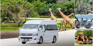 Hình của Xe đưa đón Safari World Bangkok
