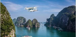 Hình của Tour Hạ Long bằng thủy phi cơ Hải Âu - khởi hành từ Hà Nội