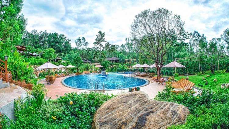 Núi Spa Tháp Bà Nha Trang giá rẻ