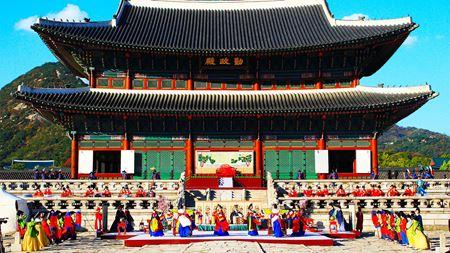 Hình đại điện của danh mục Gyeongbokgung palace - Cảnh Phúc Cung