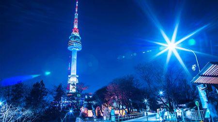 Hình đại điện của danh mục N Seoul Tower - Tháp Namsan Seoul