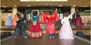Hình của Vé N Seoul Tower Cultural Hanbok - tham quan bảo tàng và thử hanbok