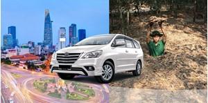 Hình của Thuê xe du lịch đi Củ Chi - nội thành Sài Gòn 1 ngày