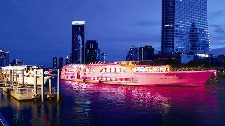 Hình đại điện của danh mục Ăn tối du thuyền Bangkok sông Chao Phraya