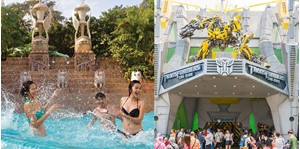 Hình của COMBO vé Universal Studios Singapore - Adventure Cove Waterpark