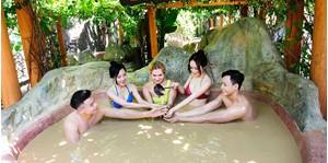 Hình của Tắm bùn khoáng nóng tại Galina Danang Mud Bath & Spa