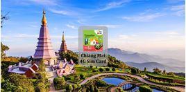 Hình của SIM 4G Thái Lan - mạng AIS (nhận tại sân bayChiang Mai)