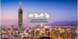 Hình của SIM 4G Đài Loan - mạng Chunghwa (nhận tại sân bay Taipei)