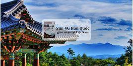 Hình của SIM Hàn Quốc giao nhận tại Việt Nam