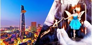 Hình của Combo Art in us và Saigon Skydeck